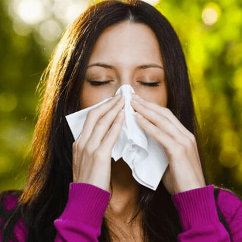 Miten <span>TELFAST<sup>®</sup></span>-antihistamiinitabletit vaikuttavat allergisiin nenä- ja silmäoireisiin?